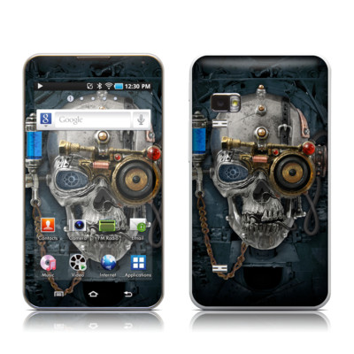 Samsung Galaxy Player 5.0 Skin - Necronaut