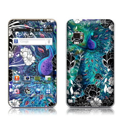 Samsung Galaxy Player 5.0 Skin - Peacock Garden