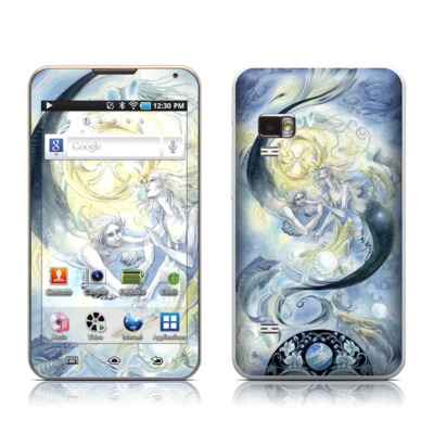 Samsung Galaxy Player 5.0 Skin - Pisces