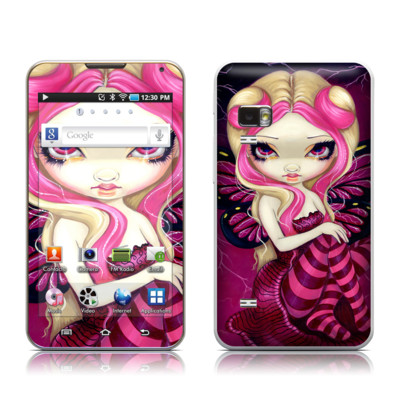 Samsung Galaxy Player 5.0 Skin - Pink Lightning