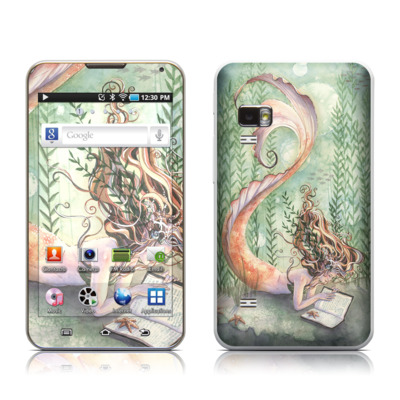 Samsung Galaxy Player 5.0 Skin - Quiet Time
