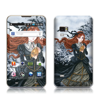 Samsung Galaxy Player 5.0 Skin - Raven's Treasure