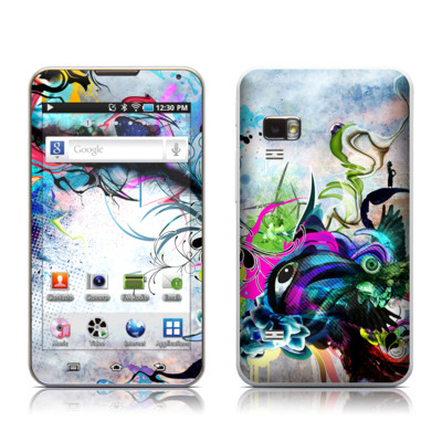 Samsung Galaxy Player 5.0 Skin - Streaming Eye