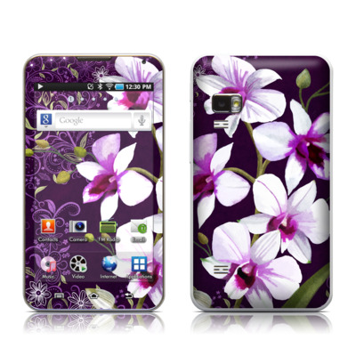 Samsung Galaxy Player 5.0 Skin - Violet Worlds