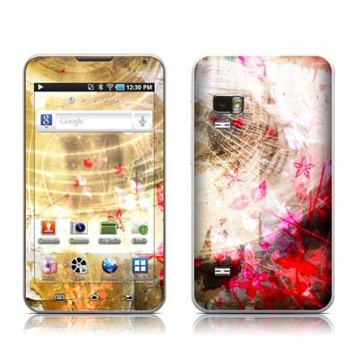 Samsung Galaxy Player 5.0 Skin - Woodflower