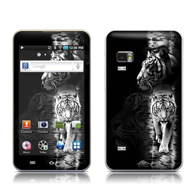 Samsung Galaxy Player 5.0 Skin - White Tiger