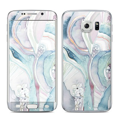 Samsung Galaxy S6 Edge Skin - Abstract Organic