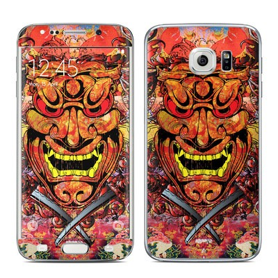 Samsung Galaxy S6 Edge Skin - Asian Crest