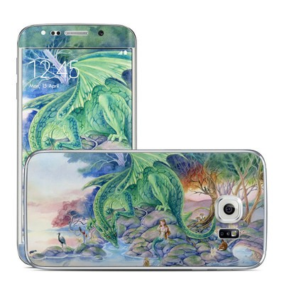 Samsung Galaxy S6 Edge Skin - Of Air And Sea
