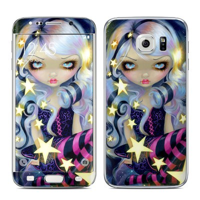 Samsung Galaxy S6 Edge Skin - Angel Starlight