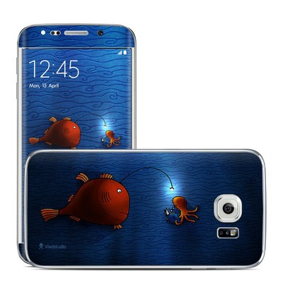 Samsung Galaxy S6 Edge Skin - Angler Fish