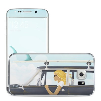 Samsung Galaxy S6 Edge Skin - Anticipation