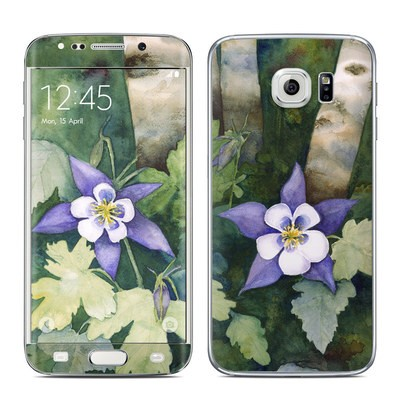 Samsung Galaxy S6 Edge Skin - Colorado Columbines