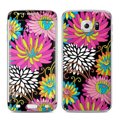 Samsung Galaxy S6 Edge Skin - Chrysanthemum