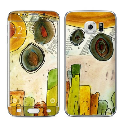 Samsung Galaxy S6 Edge Skin - City Life