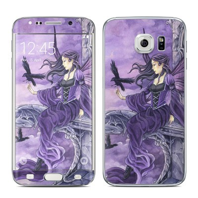 Samsung Galaxy S6 Edge Skin - Dark Wings