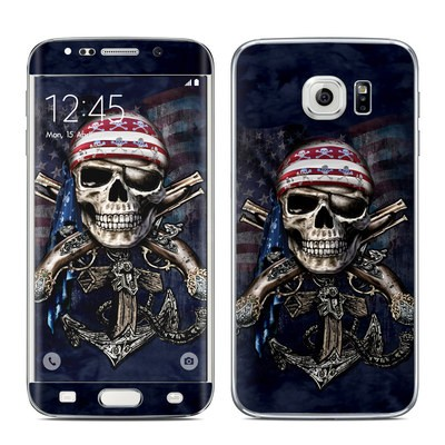 Samsung Galaxy S6 Edge Skin - Dead Anchor