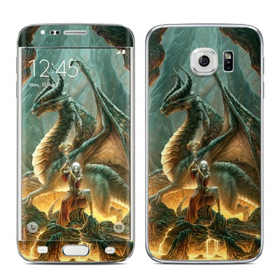 Samsung Galaxy S6 Edge Skin - Dragon Mage