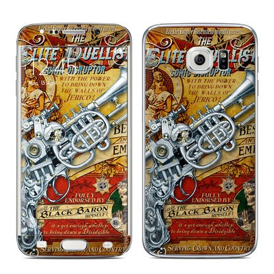 Samsung Galaxy S6 Edge Skin - The Duelist