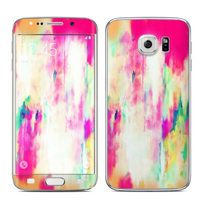 Samsung Galaxy S6 Edge Skin - Electric Haze