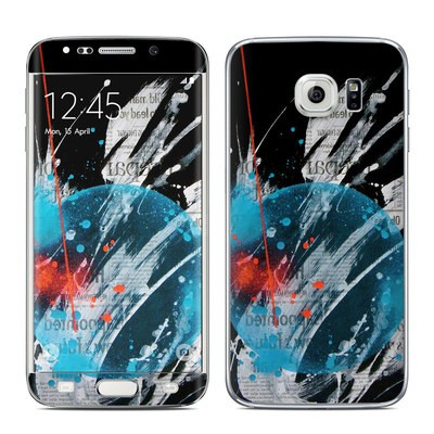 Samsung Galaxy S6 Edge Skin - Element-Ocean