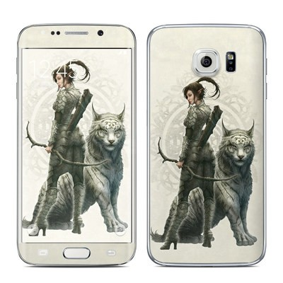 Samsung Galaxy S6 Edge Skin - Half Elf Girl