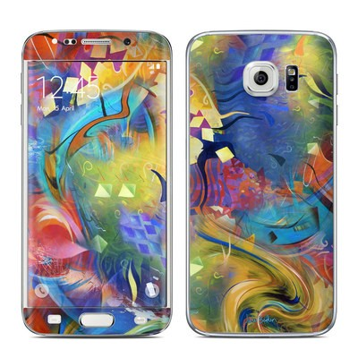 Samsung Galaxy S6 Edge Skin - Fascination