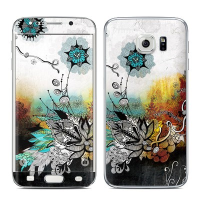 Samsung Galaxy S6 Edge Skin - Frozen Dreams