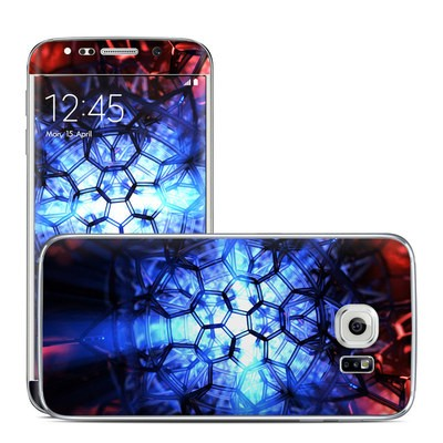 Samsung Galaxy S6 Edge Skin - Geomancy