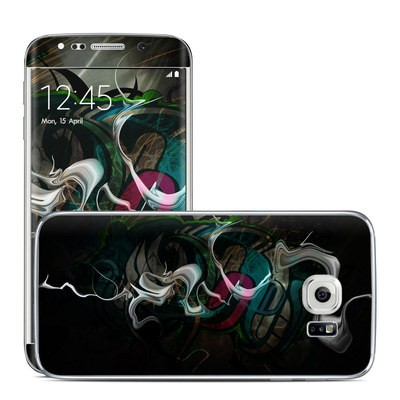 Samsung Galaxy S6 Edge Skin - Graffstract