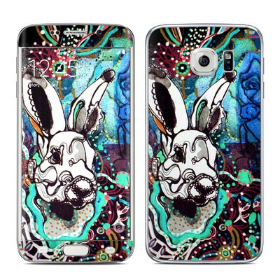 Samsung Galaxy S6 Edge Skin - The Hare