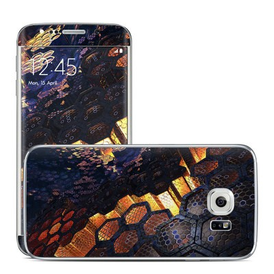 Samsung Galaxy S6 Edge Skin - Hivemind