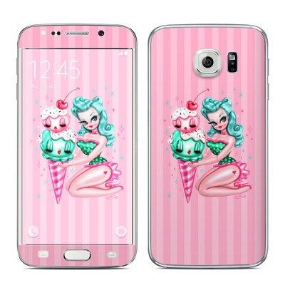Samsung Galaxy S6 Edge Skin - Ice Cream