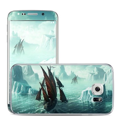 Samsung Galaxy S6 Edge Skin - Into the Unknown