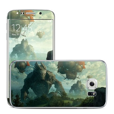 Samsung Galaxy S6 Edge Skin - Invasion