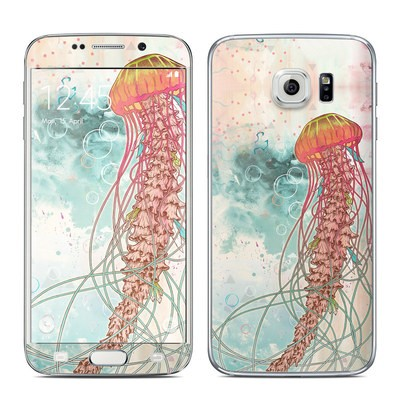 Samsung Galaxy S6 Edge Skin - Jellyfish