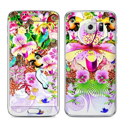 Samsung Galaxy S6 Edge Skin - Lampara