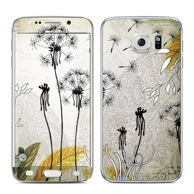 Samsung Galaxy S6 Edge Skin - Little Dandelion