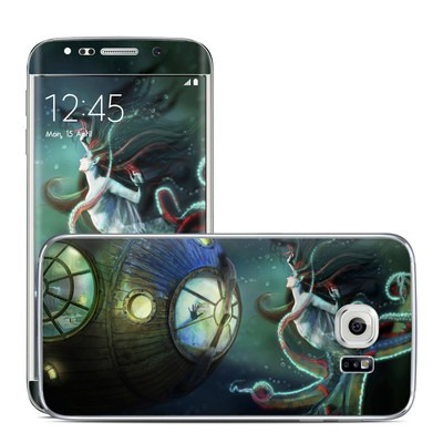 Samsung Galaxy S6 Edge Skin - 20000 Leagues