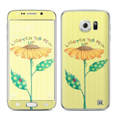 Samsung Galaxy S6 Edge Skin - Lighten Up