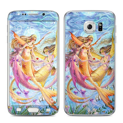 Samsung Galaxy S6 Edge Skin - Light of Love