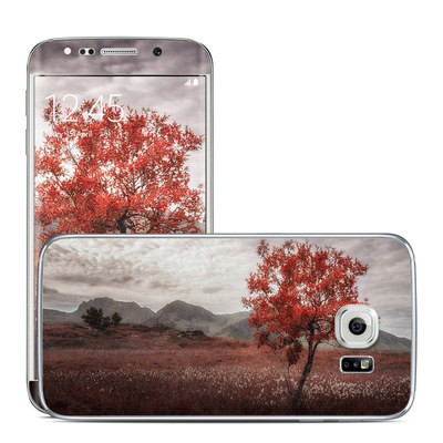 Samsung Galaxy S6 Edge Skin - Lofoten Tree