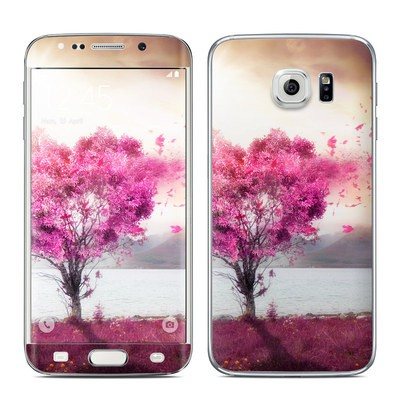 Samsung Galaxy S6 Edge Skin - Love Tree