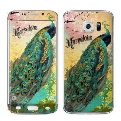 Samsung Galaxy S6 Edge Skin - Marvelous