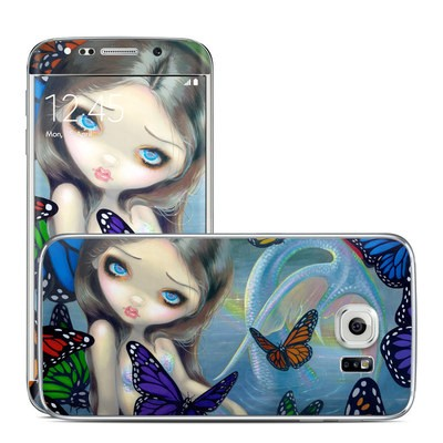 Samsung Galaxy S6 Edge Skin - Mermaid