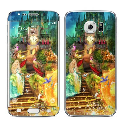 Samsung Galaxy S6 Edge Skin - Midnight Fairytale