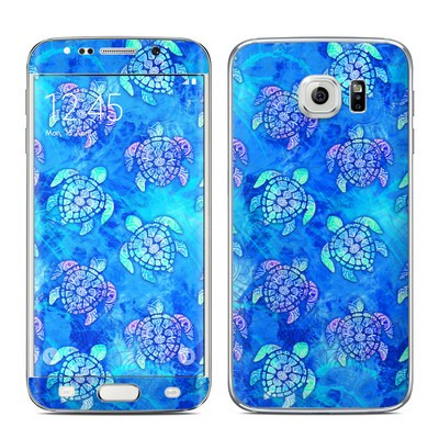 Samsung Galaxy S6 Edge Skin - Mother Earth