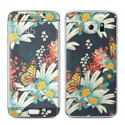 Samsung Galaxy S6 Edge Skin - Monarch Grove