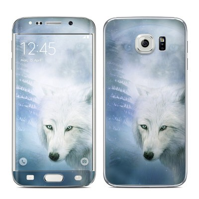 Samsung Galaxy S6 Edge Skin - Moon Spirit