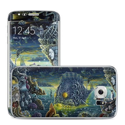 Samsung Galaxy S6 Edge Skin - Night Trawlers